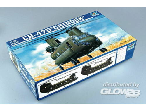 Trumpeter CH-47D Chinook 1:35 (5105)