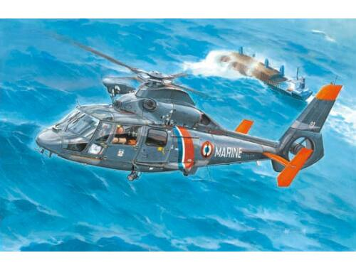 Trumpeter AS365N2 Dolphin 2 Helicopter 1:35 (5106)