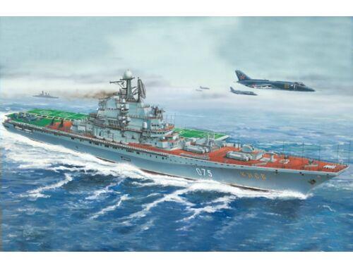 Trumpeter Aircraft Carrier USSR Kiev/Minsk 1:500 (5207)