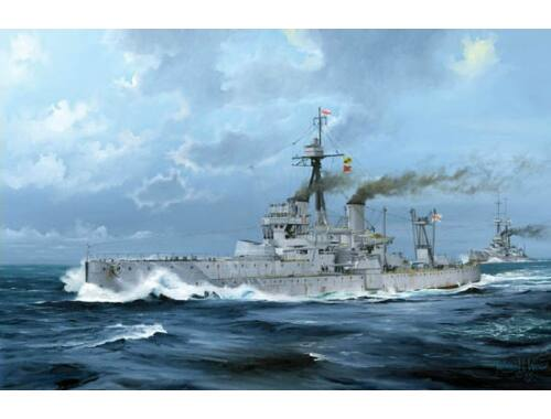Trumpeter HMS Dreadnought 1918 1:350 (05330)