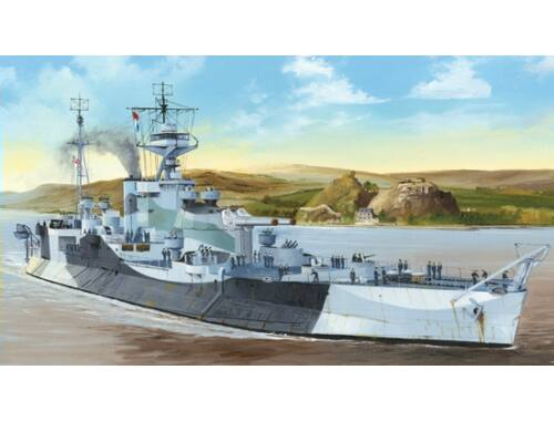 Trumpeter HMS Abercrombie Monitor 1:350 (5336)