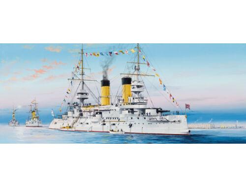 Trumpeter Russian Navy Tsesarevich Battleship 1904 1:350 (5338)