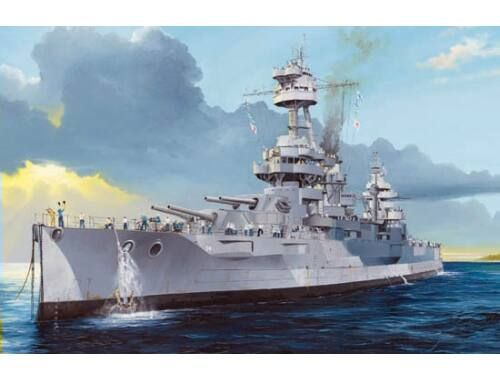 Trumpeter USS New York BB-34 1:350 (5339)