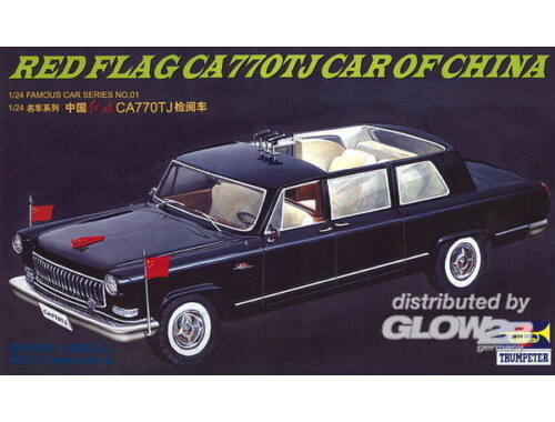 Trumpeter Red Flag Limousine CA770-TJ 1:24 (5401)
