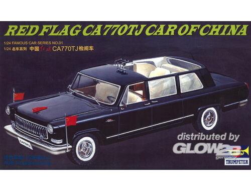 Trumpeter Red Flag Limousine CA770-TJ 1:24 (5401)