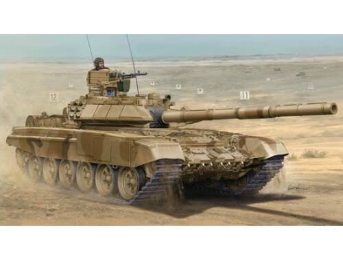 Trumpeter Russian T-90C MBT-Welded Turret 1:35 (5563)