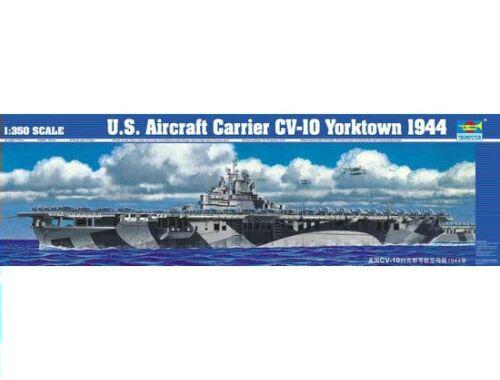 Trumpeter Flugzeugträger USS Yorktown CV-10 1944 1:350 (05603)