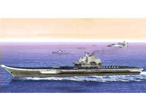 Trumpeter PLA Navy Aircraft Carrier 1:350 (5617)