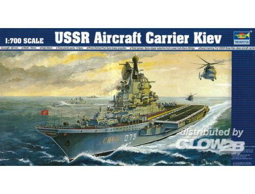 Trumpeter Aircraft Carrier USSR Kiev 1:700 (5704)