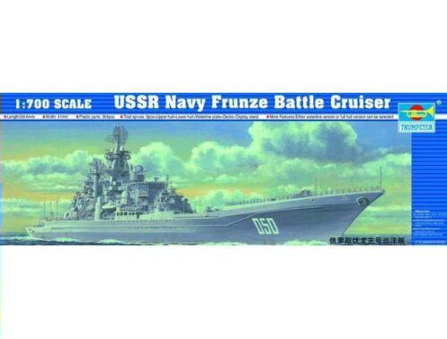 Trumpeter Battle Cruiser USSR Navy Frunze 1:700 (5708)
