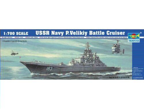 Trumpeter Battle Cruiser USSR Navy Velikiy 1:700 (5710)