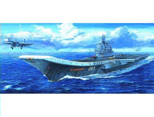 Trumpeter Russischer Flugzeugträger Kuznetsov 1:700 (05713)