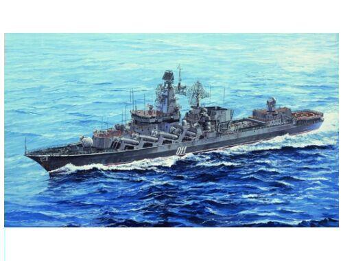 Trumpeter USSR M. Ustinov Slava Class 1:700 (5722)
