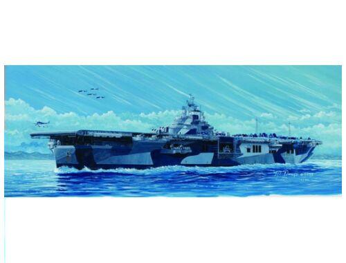 Trumpeter Flugzeugträger USS Franklin CV-13 1:700 (05730)