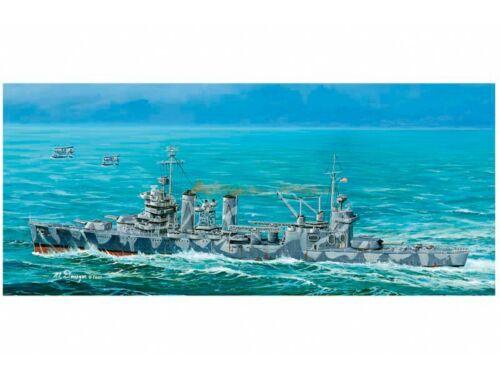 Trumpeter USS Tuscaloosa CA-37 1:700 (5745)