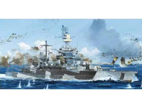 Trumpeter USS Colorado BB-45 1944 1:700 (5768)