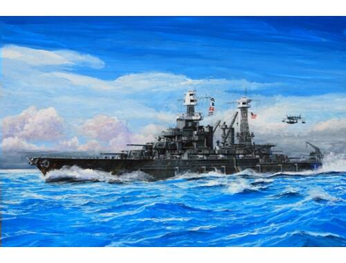 Trumpeter USS Maryland BB-46 1941 1:700 (5769)