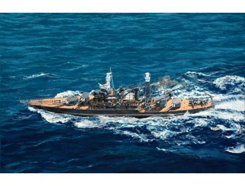 Trumpeter USS West Virginia BB-48 1941 1:700 (5771)