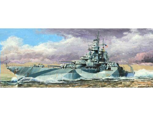 Trumpeter USS West Vigina BB-48 1945 1:700 (5772)