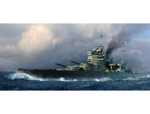Trumpeter HMS Valiant 1939 1:700 (5796)