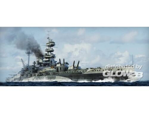 Trumpeter HMS Malaya 1943 1:700 (5799)