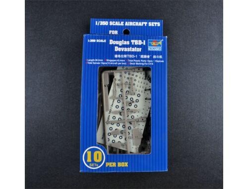 Trumpeter Douglas TBD-1 Devastator 1:350 (6203)
