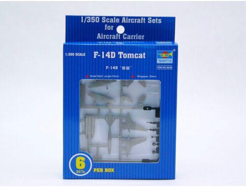 Trumpeter Grumman F-14 D Tomcat 1:350 (6220)