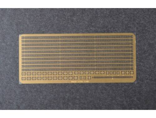 Trumpeter Handrails Safety net for 1/700 mo.ship (6635)