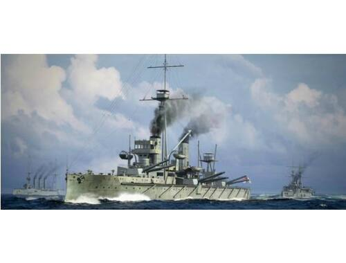 Trumpeter HMS Dreadnought 1915 1:700 (6705)