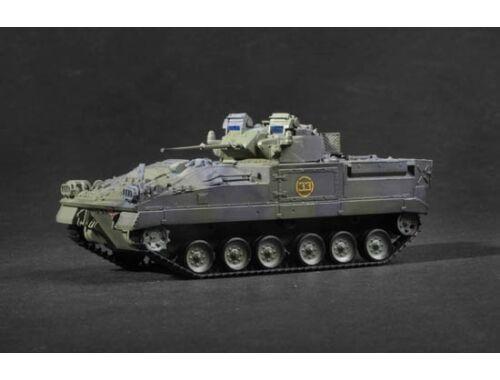 Trumpeter British Warrior Tracked Mechanized Vehic 1:72 (07101)