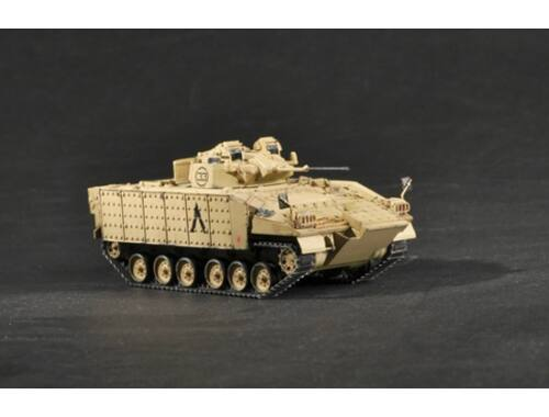 Trumpeter British Warrior Tracked Mech.Combat Veh. 1:72 (07102)
