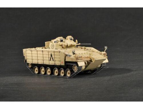 Trumpeter British Warrior Tracked Mech.Combat Vehicle 1:72 (7102)
