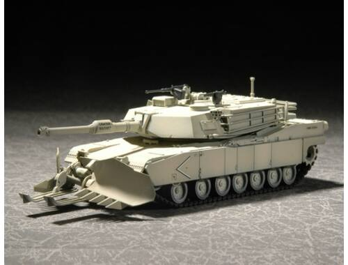 Trumpeter M1A1 with Mine Clearing Blade System 1:72 (07277)