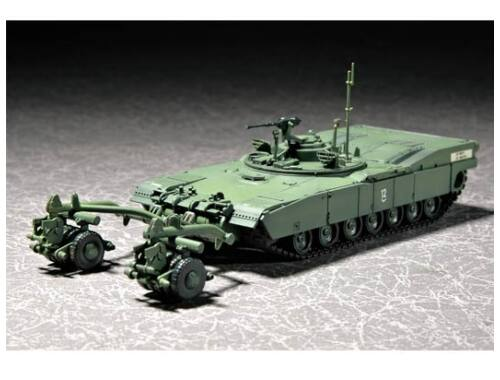 Trumpeter M1 Panther II Mine clearing Tank 1:72 (07280)