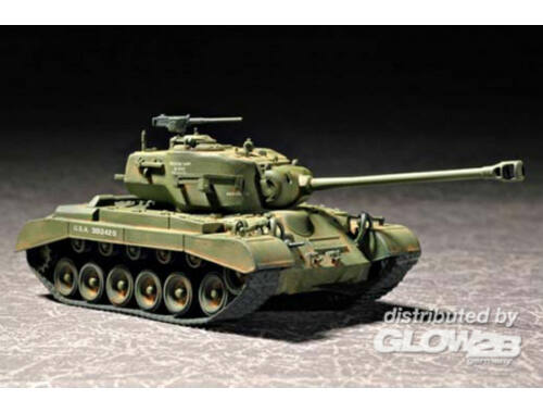 Trumpeter US M26E2 Pershing Heavy Tank 1:72 (07299)