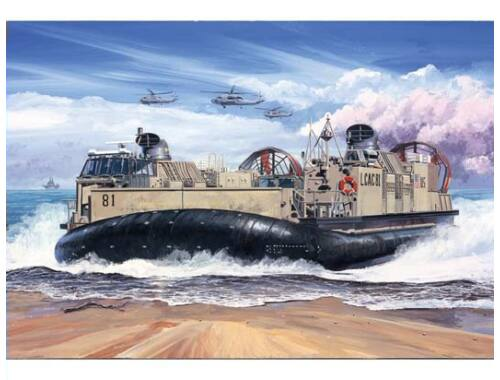 Trumpeter USMC Landing Craft Air Cushion (LCAC) 1:72 (7302)