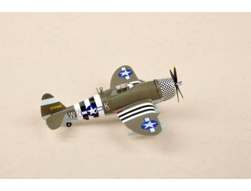 Easy Model P-47D,USA , 78th FG , USAAF , WZ-K(42-75462) 1:72 (36422)