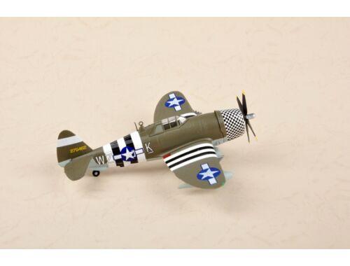 Easy Model P-47D,USA , 78th FG , USAAF , WZ-K(42-75462) 1:72 (36422)