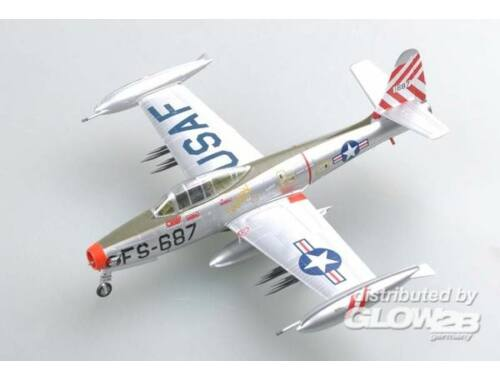 """Easy Model F-84E""""SANDY""""assigned to the 9th FBS,49th FBW during 1951 1:72 (37108)"""