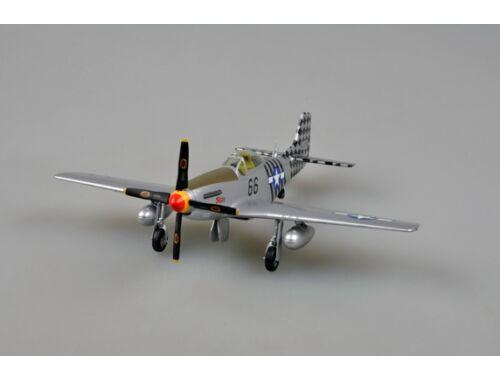 Easy Model P-51K 6 Air Commando Aquadron 1ACG India 1945 1:48 (39305)
