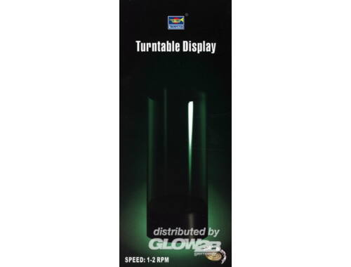 Trumpeter Master Tools Turntable Display 84x200 mm (9834)