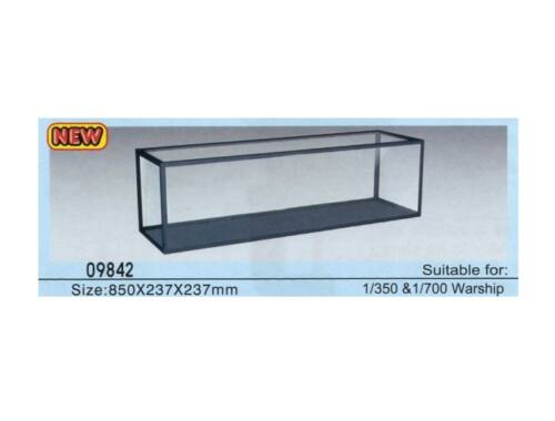 Trumpeter Master Tools Display Case 850x237x237 mm (9842)
