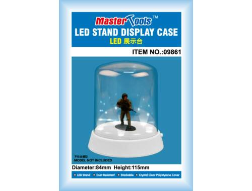 Trumpeter Master Tools Display Case LED lighting 84x115 mm (9861)