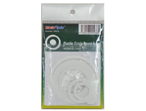 Master Tools Plastic Circle Board B-set (09938)