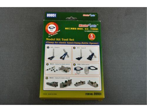 Trumpeter Master Tools Model Kit Tool Set (9951)