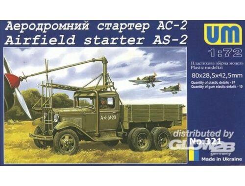 Unimodel Airfield starter AS-2 1:72 (321)