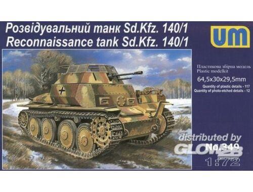 Unimodel Sd. Kfz. 140/1 1:72 (349)