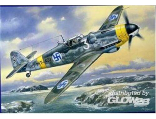 Unimodel Messerschmitt Bf 109G-6/R3 (Finish AirForce) 1:48 (432)