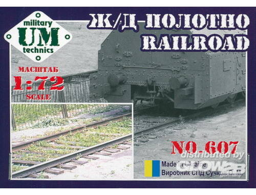 Unimodel Railroad 1:72 (607)