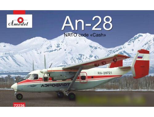 Amodel Antonov An-28 Polar 1:72 (72226)